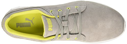 Puma 188935, Chaussures de Gymnastique Homme Gris (Drizzle/Sulphur Spring/White)