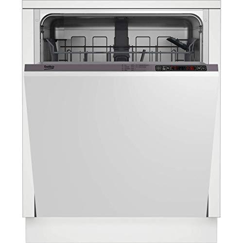 Beko PDIN25310 lave-vaisselle Autonome 13 places A+ - Lave-vaisselles (Autonome, Blanc, Taille maximum (60 cm), Blanc, LCD, Condensation)