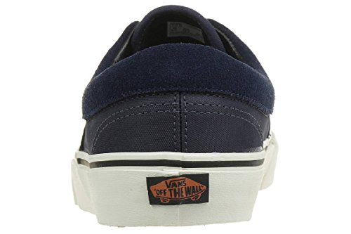 Vans Era 46 Homme Baskets Mode Bleu marine