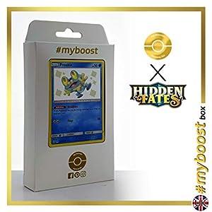 Froakie SV11/SV94 Variocolor - #myboost X Sun & Moon 11.5 Hidden Fates - Box de 10 cartas Pokémon Inglesas
