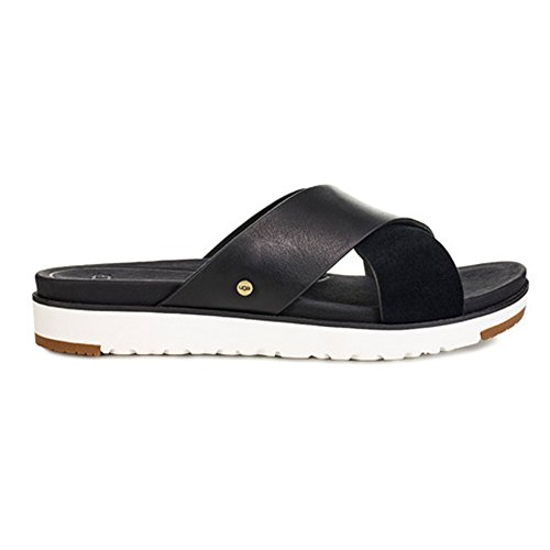 Ugg Schuhe - Pantolette Kari - 1012200 - Black Schwarz