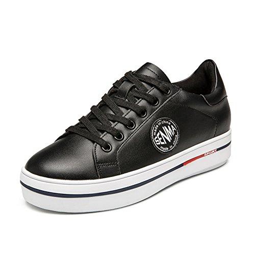 Chaussures d'automne/Sports et loisirs Chaussures femmes/vague coréenne Conseil chaussures femme/Chaussures respirants B