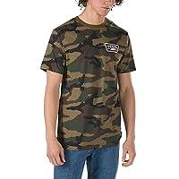 Vans Full Patch Back S T-shirt For Men, Multi Color, XS