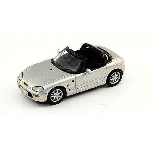 Spark Model S0622 Suzuki Capucha Open'92 SILV.1:43 Auto Stradali