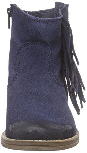 25407 NAVY Blau Kurzschaft Stiefel Tamaris 805 Damen FxwgFd