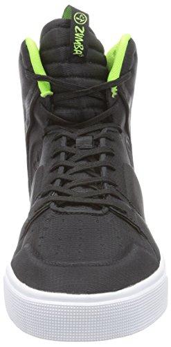 Zumba Footwear Street Classic, Chaussures de Fitness Femme Schwarz (Black)