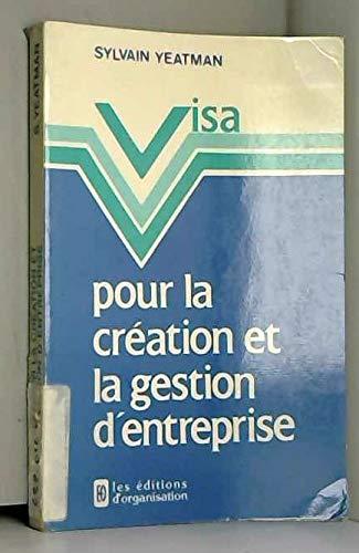 Visa pour la création et la gestion d'entreprise