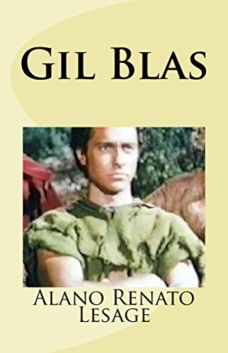 Gil Blas por Alano Lesage