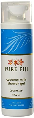 Pure Fiji Coconut Shower Gel 265 ml by Pure Fiji