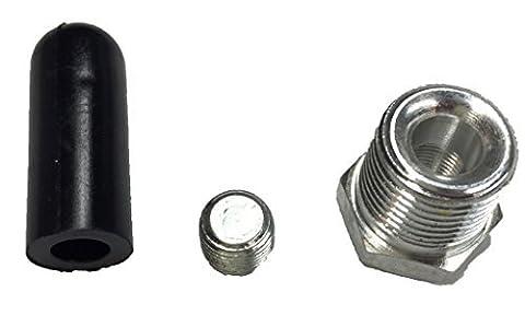 Civic TSX RSX Idle Air Assist Delete Kit K20 K20a K20a2 K20z1 K20z3 K24a2 K24a4 by Eurodezigns - Kit Idle
