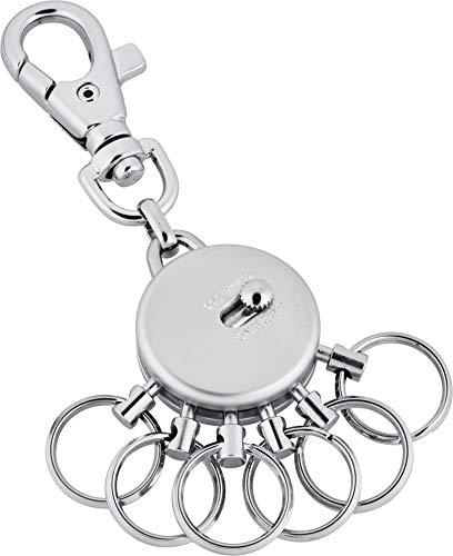Schlüsselanhänger aus Metall - m...