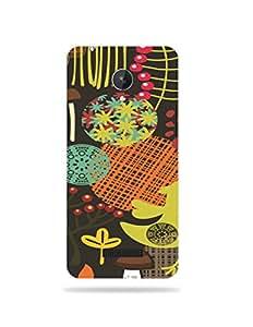 alDivo Premium Quality Printed Mobile Back Cover For Micromax Canvas Spark Q380 / Micromax Canvas Spark Q380 Printed Mobile Case / Back Cover (XT-037M)