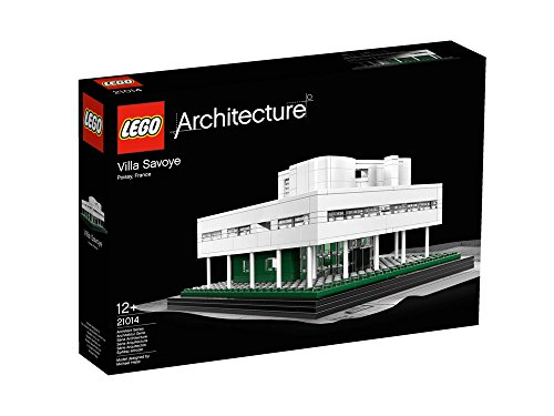 LEGO LEGO architecture Villa Savoye 21014 [parallel import goods] (japan import)