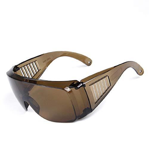 Blisfille Schutzbrille Labor Wind Und Staubdichte Schutzbrille Zum Schutz Gegen Spritzwasser Arbeitsschutzbrille Perspektive Schutzbrille Maroon Damen Herren
