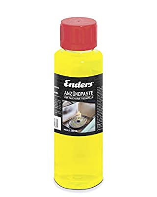 Enders Aurora Mirror rauchfreier Tischgrill