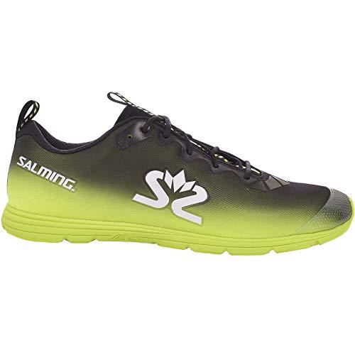 Salming Race 7 Shoe Men Black Yellow 46