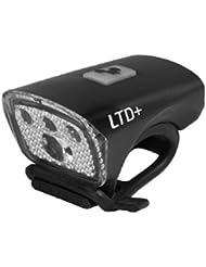 Luces para bicicleta Cube LTD+ white LED negro