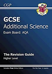 GCSE Additional Science AQA Revision Guide - Higher (with online edition)