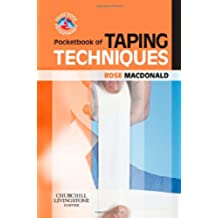 Pocketbook of Taping Techniques, 1e (Physiotherapy Pocketbooks)