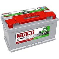 Mutlu 110 EFB Car Battery 12V 75Ah 760A (SAE) 730A (EN) - ukpricecomparsion.eu