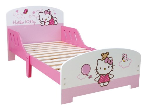 hello kitty bett gebraucht kaufen nur 2 st bis 70. Black Bedroom Furniture Sets. Home Design Ideas