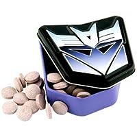 Transformers Autobot/Decepticon Sours - Decepticon Dulces en Estaño Caja de Regalo x 1