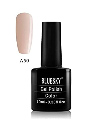 Gel Polish 'SKINNY' from the NEW 'Get Naked Collection' UV Gel Nail Polish by Bluesky 10ml