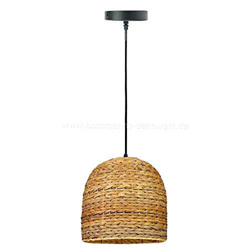 Suspension Plafonnier LED Lampe Suspension Lampe Feuille de bananier 31,5 x 35 cm