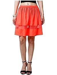 Yepme Women's Polyester Skirt - YPMSKRT5085-$P