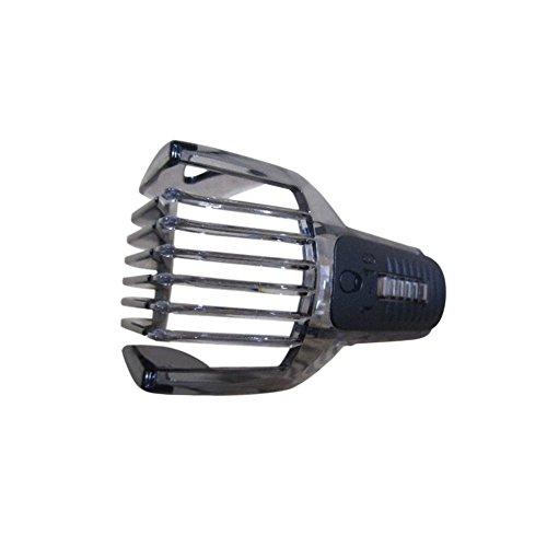 Zhuhaixmy Zubehör Rasierer Trimmer Clipper - Elektrische Haarschneider Kammaufsatz Kamm 1-18 MM für Philips QG3320/QG3330/QG3331/QG3371/QG3340/BT415