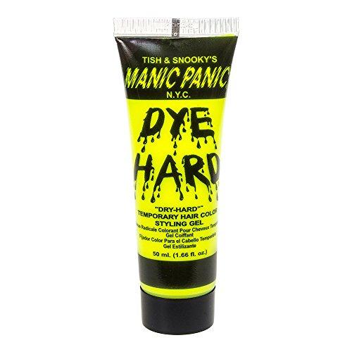 Manic Panic Dye Hard Colour Styling Gel (Jaune Banane Electrique)
