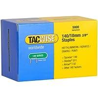 Tacwise Heftklammern Verzinkt 140/10 mm, 5000 Stück, 0342