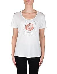Saint James T Shirt White 0777 Penelope