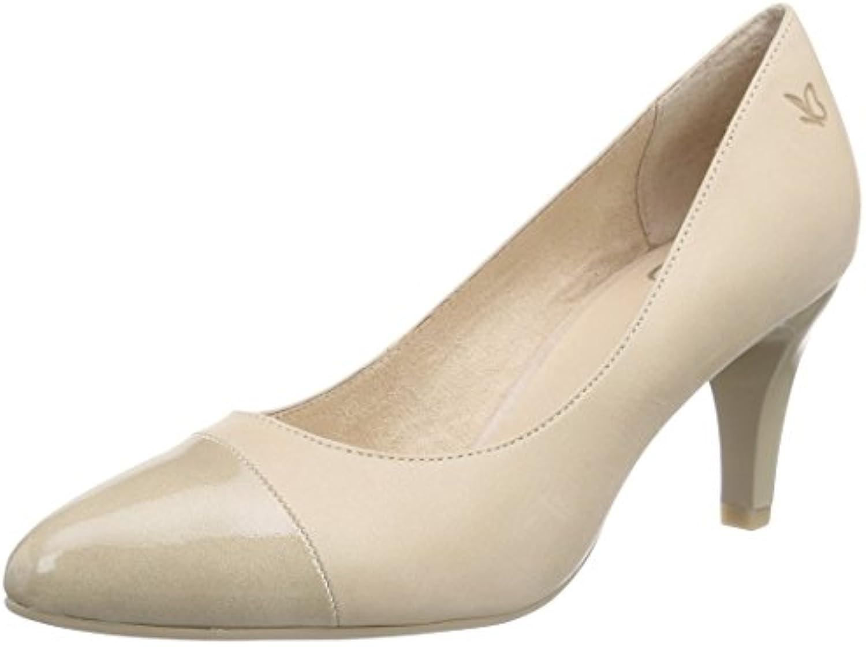 CAPRICE 22407, Chaussures à Talons - Avant Couvert du Pieds Couvert Avant FemmeB017DGVT1WParent afd50c