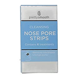 Pretty Nose Pore Strips Blackhead Removal Unclog Pores Smooth Deep Cleansing