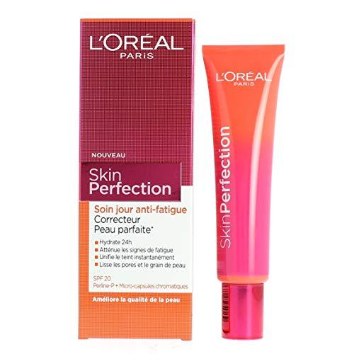 L\'Oréal Paris Skin Perfection Anti-Falten-Tagespflege, gegen Müdigkeit