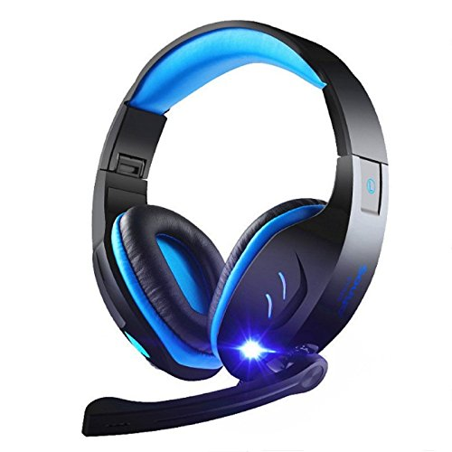 Creator2018 Gaming Headset 7.1 per PS4 XBox One, Gaming Headphone con Interfaccia USB / Mic / Stereo Bass Surround / Riduzione Rumore / Controllo Volume per PC Laptop Mac Computer