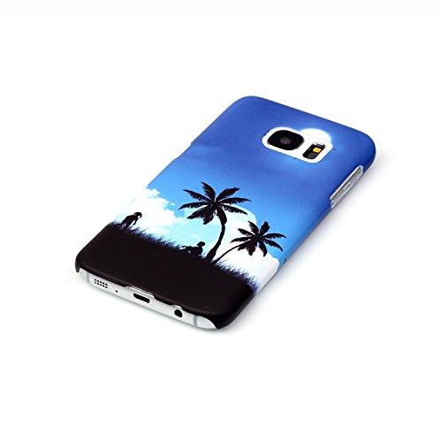 Samsung Galaxy S6 Cover ,Samsung Galaxy S6 Caso,Bonice Antiurto Shock-Absorption Ultra Sottile PC Hard Back Durable Panda Case + 1x Protezione Dello Schermo Screen Protector Cover , iPhone 5C Caso,Bon model 02