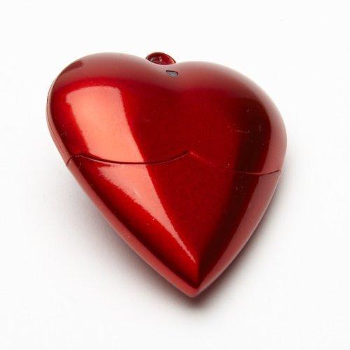 Escoo chiavetta usb a forma di cuore (8 gb)