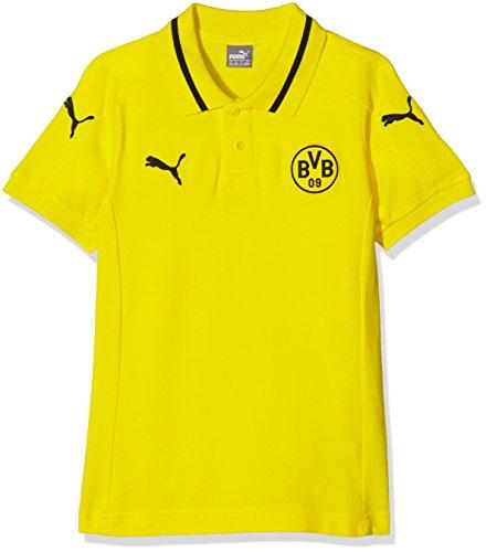 Puma Children's Polo Shirt BVB Casuals Sponsor, Children's, Polo Shirt BVB Casuals Sponsor