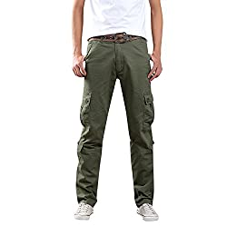 Cebbay Pantalones Casuales...