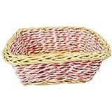 Premsons Gift Baskets Multi-Purpose Storage Basket / Chocolate Basket (Colors May Vary)