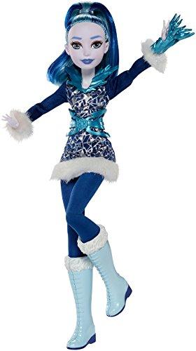 Mattel DVG21 DC Super Hero Girls Frost Puppe