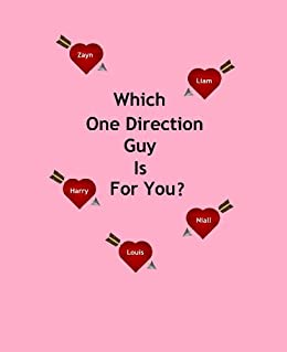 Which One Direction Guy Is For You by [Sutton, Liz]