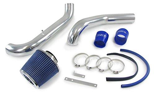 Carparts-Online 28286 Tenzo-R Air Intake Kit mit Sport Luftfilter blau