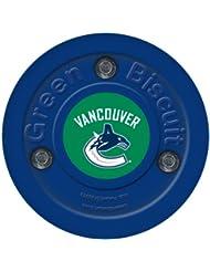 Nuevo off-Ice entrenamiento verde para galletas original–Vancouver Canucks 2015