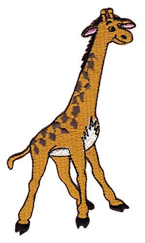 Preisvergleich Produktbild Giraffe Aufnäher Bügelbild