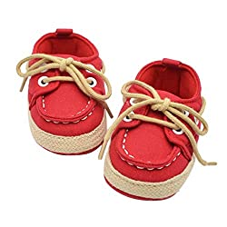 Color s lido Lienzo Zapatos...