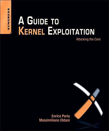 [(A Guide to Kernel Exploitation : Attacking the Core)] [By (author) Enrico Perla ] published on (October, 2010)