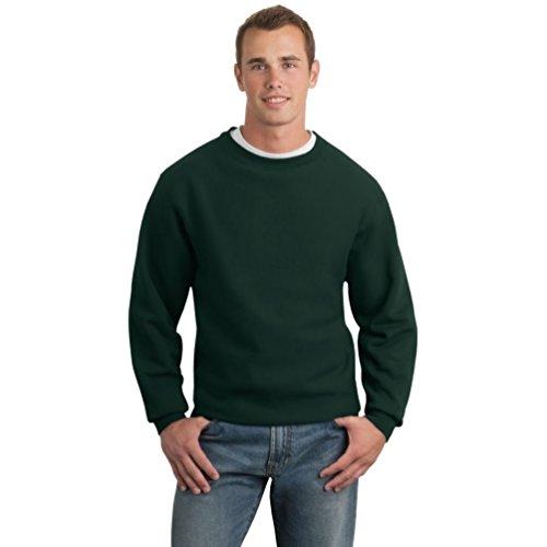 sport-tek-sudadera-para-hombre-verde-verde-oscuro-x-small